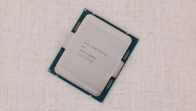 Intel Dual Core i3-7360X CPU leaked