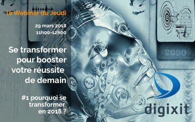 [REPLAY 29/03/2018] « Se transformer pour booster votre reussite de demain » Episode 1 « Pourquoi se transformer en 2018 »