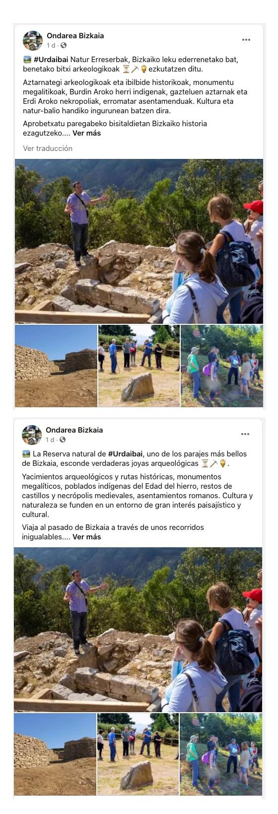 Digixop, Ondarea Facebook