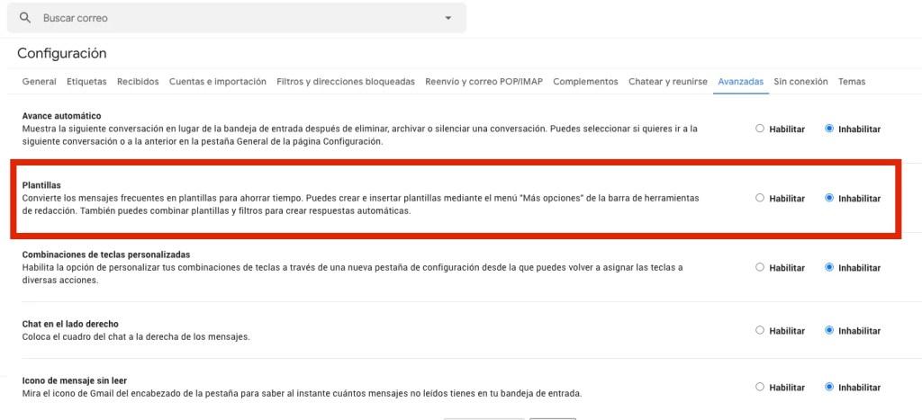 Digixop - hacer una plantilla de email para Gmail