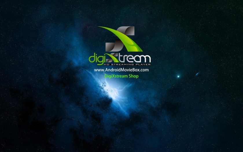 DigiXstream AndroidMovieBox Background