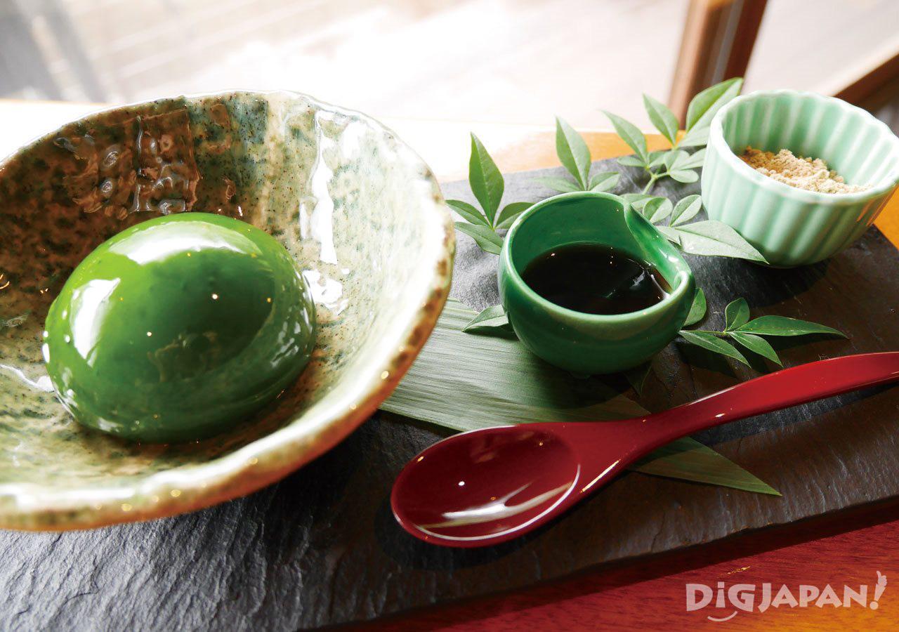 京都極致抹茶甜點7大精選!   DiGJAPAN!