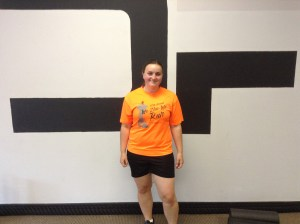 Julia Schneider at Digman Fitness