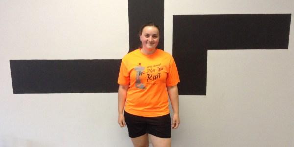 Julia Schneider at Digman Fitness