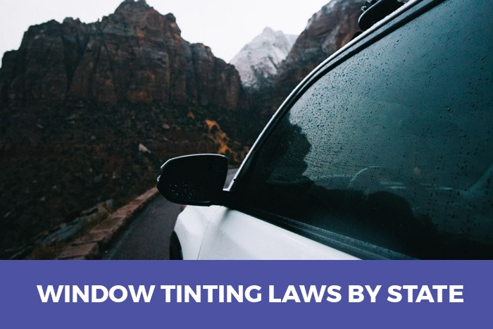 Window Tinting Laws By State 2021 Edition