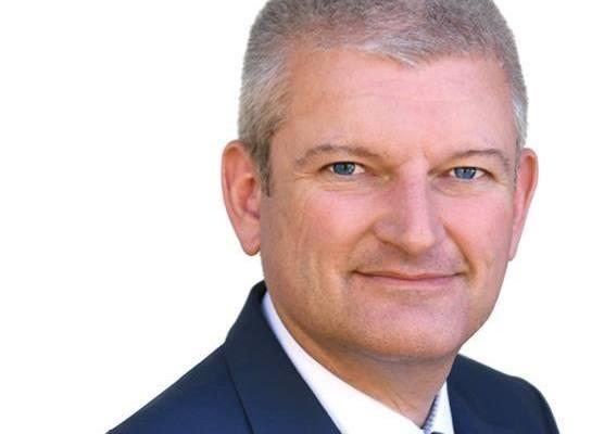 Olivier Falorni, député de La Rochelle et de l'île de Ré