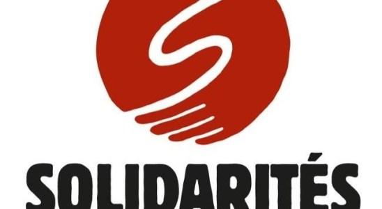 Le logo de l'ONG Solidarités International