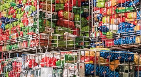 Dans le cadre de l'opération « Bien manger pour tous », la Région Occitanie procède à la livraison de produits frais et locaux à des associations dans ses 13 départements.
