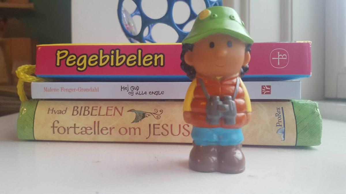Andagtsbøger til børn - findes de på dansk?
