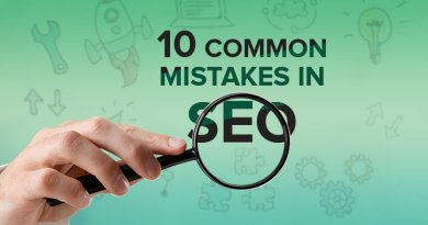 10 Common mistakes in SEO