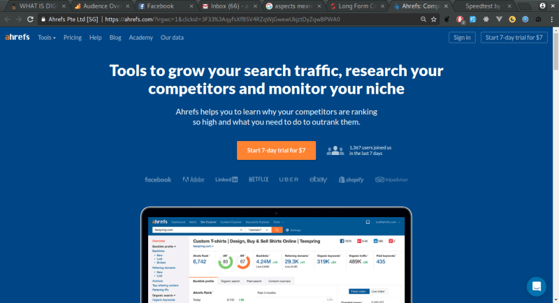 seo tips for content writers. semrush