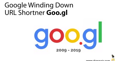 goo.gl Google URL shortening Service