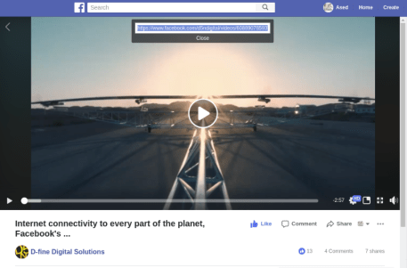 How To Download Facebook Videos Without Any Software 4