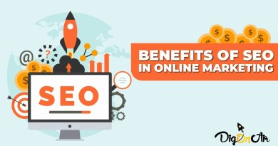 Benefits of SEO in Online Marketing