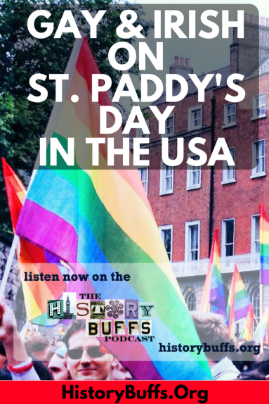 the history of the New York City and Boston St. Patrick's Day Parades, the fight for inclusion and exclusion, and the shaping of Irish-American identities.