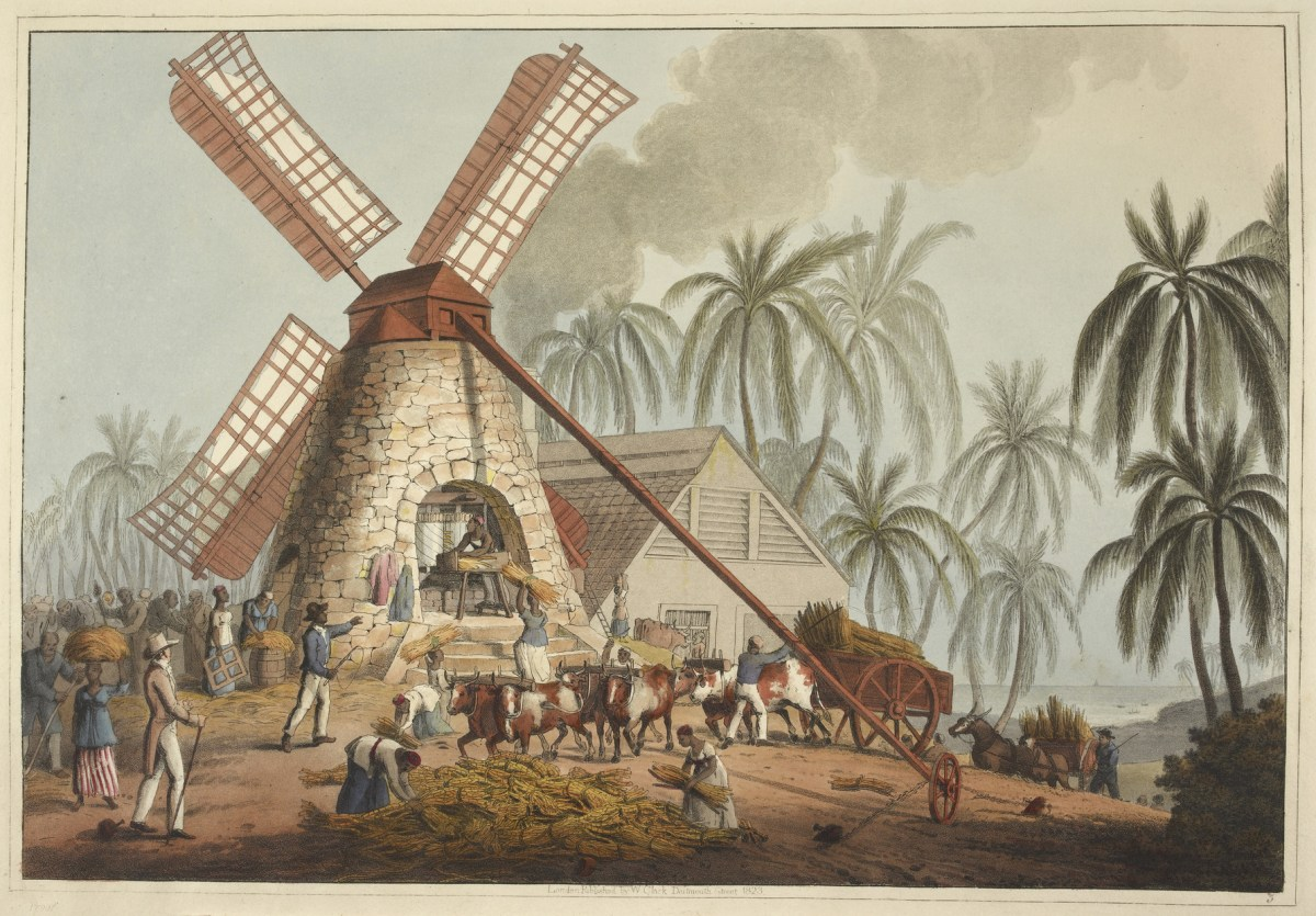 Bitter Sweet: Sugar, Slavery, Empire, and Consumerism in the Atlantic World
