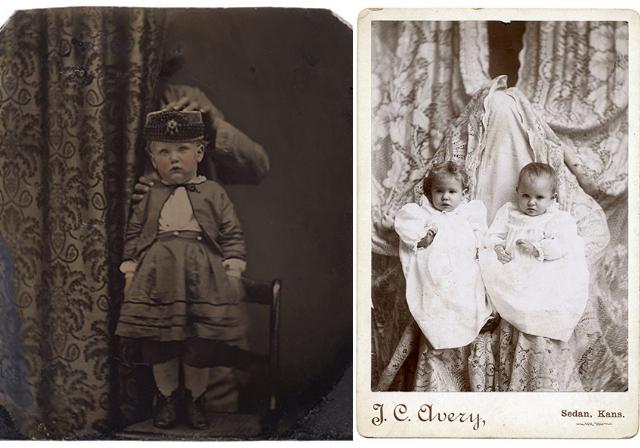 Hidden Mother photographs