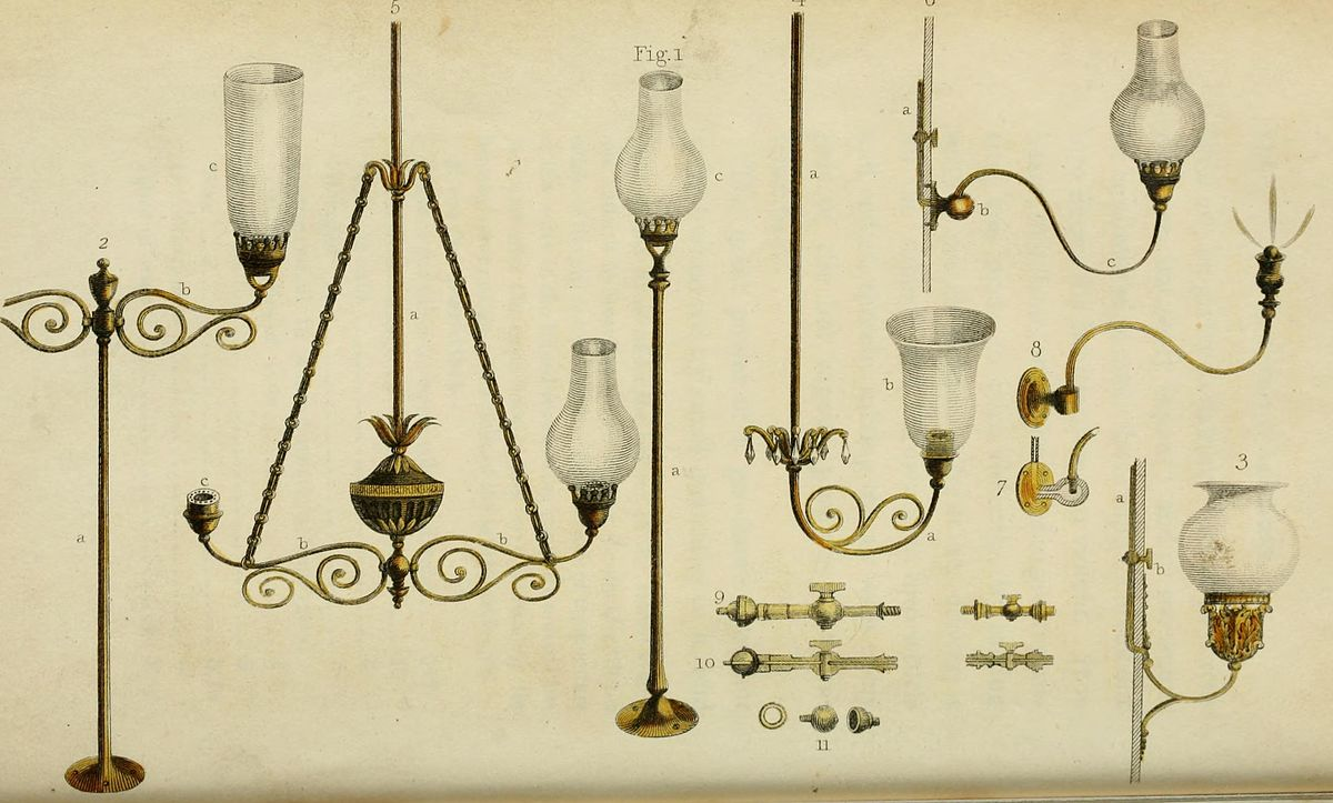 Get Lit: Heating and Illuminating Homes in Victorian Britain - DIG