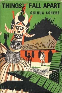 A colorful book cover featuring a person dressed as a spirit
