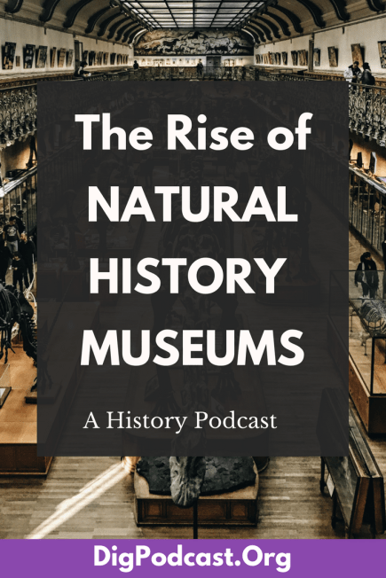 The history of the natural history museum. #smithsonian #museum #science #naturalhistory #history