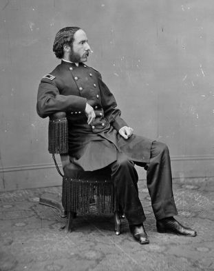 Henry R. Rathbone, 1865. The nation first had to truly grapple with the extraordinary expenses of war was after the American Civil War.As part of our series highlighting our own research fields, today we're talking about Civil War veterans and disability, trauma, gore, crime, and extraordinary federal expenditures.