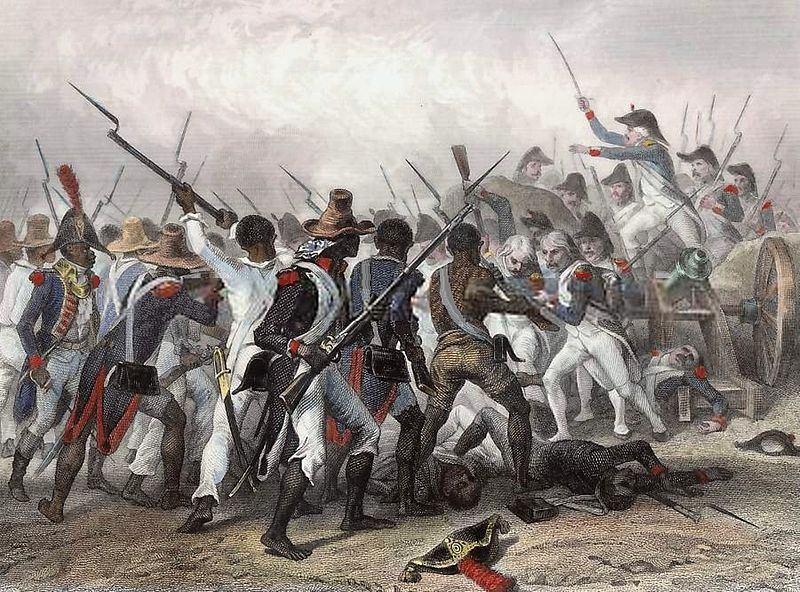 Rebel Slaves and Resistance in the Revolutionary Caribbean
