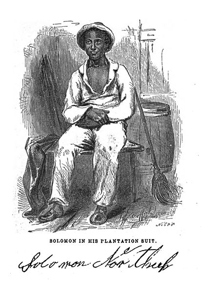 Slave Codes, Black Codes and Jim Crow: Codifying the Color Line. Soloman Northrup