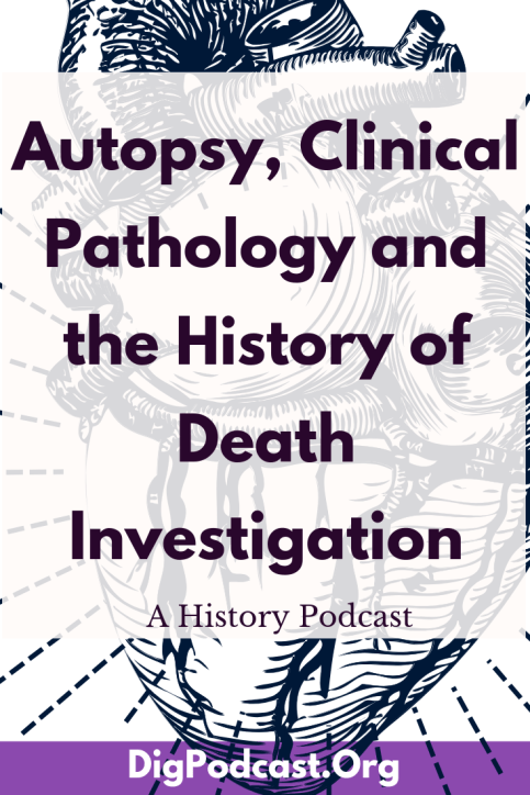 Autopsy, Clinical Pathology and the History of Death Investigation