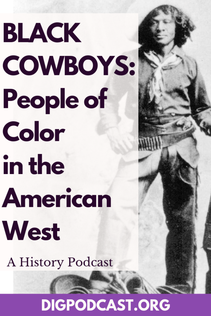 Black Cowboys: People of Color in the American West