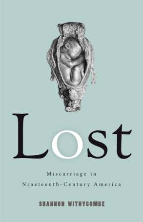 the cover of Lost by Shannon Withycombe