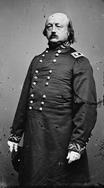 Maj Gen Benjamin Butler
