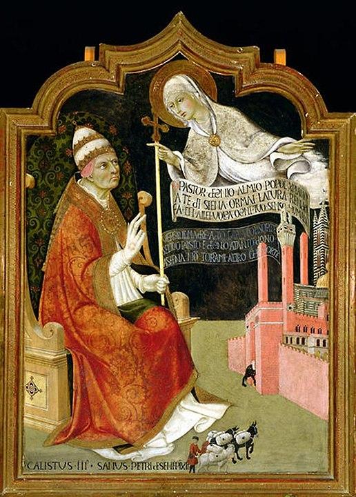 Pope Calixtus III