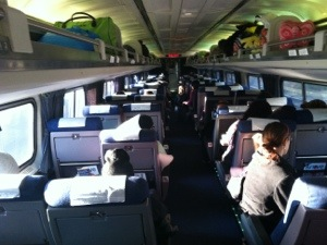 Rail chronicle: Live-blogging a train trip (2/3)