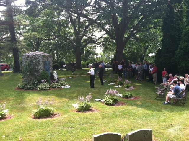 Remembering the dead in Binghamton (4/5)