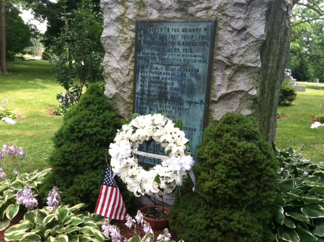 Remembering the dead in Binghamton (5/5)