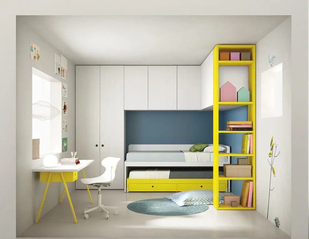 Picture Of Contemporary Children Bedroom Furniture Could