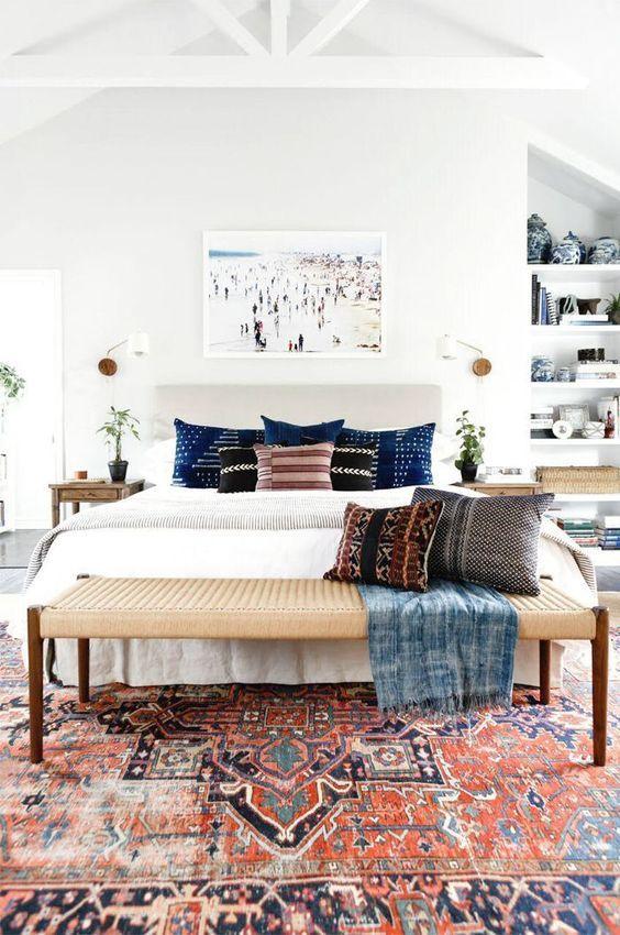 Bohemian Bedroom Lamps Novocom Top
