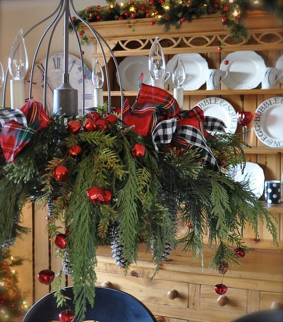 Country Rustic Ornaments