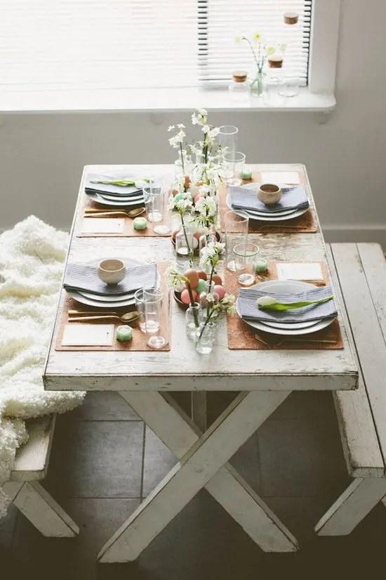 Bohemian Kitchen Table Set Novocom Top