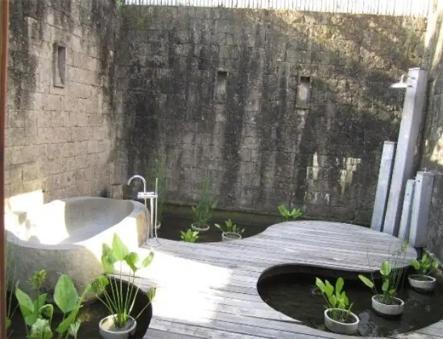 45 Outdoor Bathroom Designs That You Gonna Love