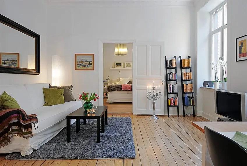 Open Plan Apartment Interior Design Ideas Novocom Top