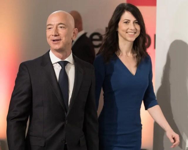 Jeff-Bezos-istri