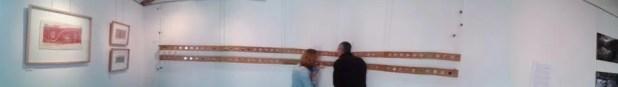 Photograph of Praesentia Exhibition
