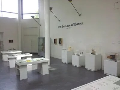 For The Love of Books Exhibition with Jo Howe