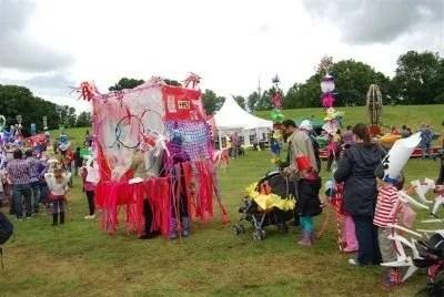 Kaleidoscope 2012 Carnival (Image - Simon Tipping)