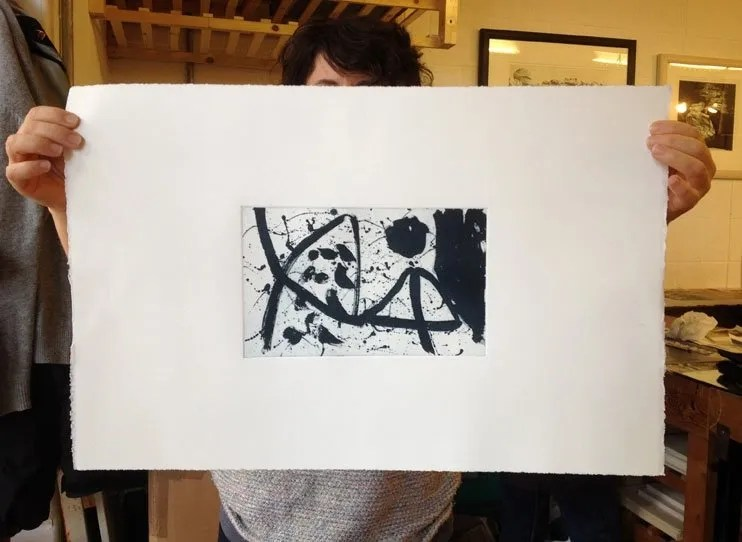 Ella Carty takes part in Printmakers Exhibition in Falmouth 12th – 18th November