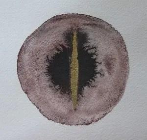 3-rust circle gold slit 2014-tina reid