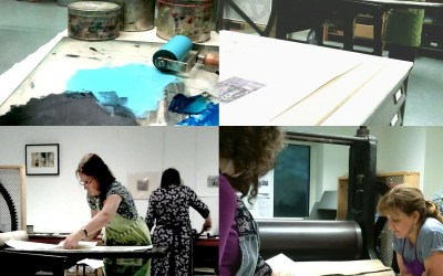 Print Workshops at the Forge Studios – 2 New Dates