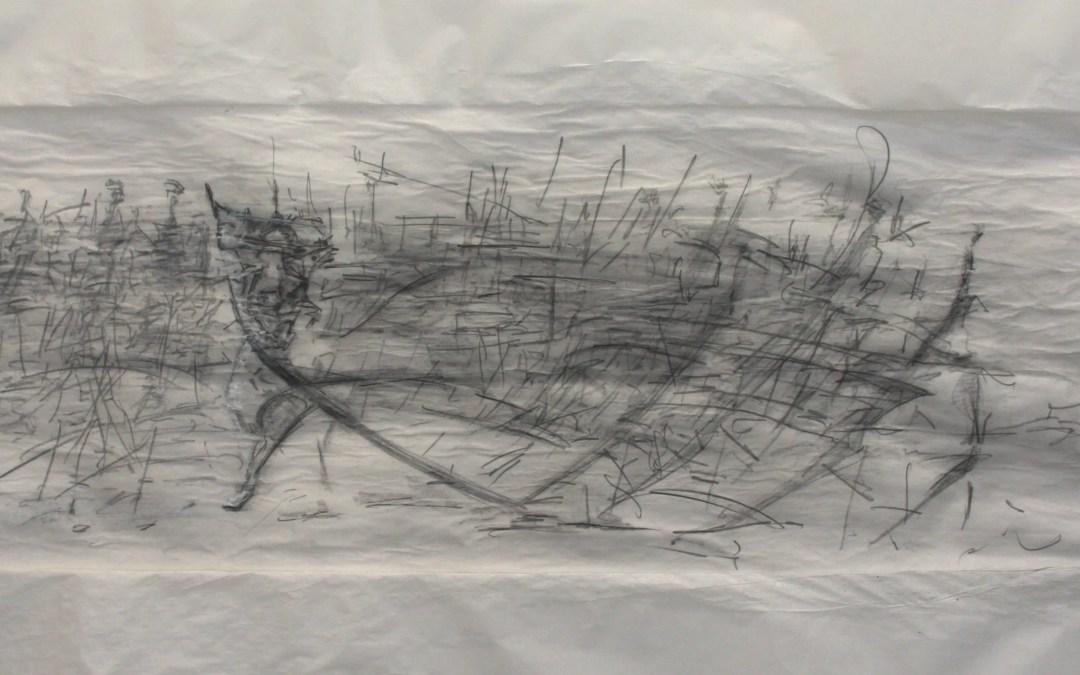 Drawing Workshop with Alex McIntyre, Space2 Gallery