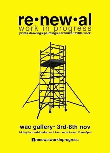WAC invite front